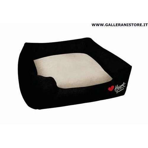 Cuccetta per cani SOFT SLEEP cm 50x40 - Heart Breakers