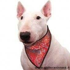 Bandana refrigerante Red Western per cani - AQUA COOLKEEPER