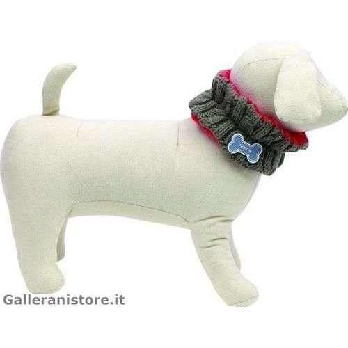 Scaldacollo Grigio per cani - Fuss Dog