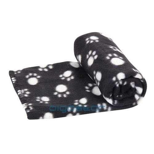 Plaid PET BLANKED BLACK coperta per cani e gatti