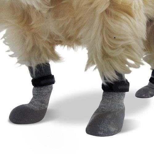 Calzini per cani gommati Rubber Dipped Socks - FouFouDog