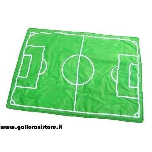 Plaid campo da calcio per cani e gatti - Linea Calcio
