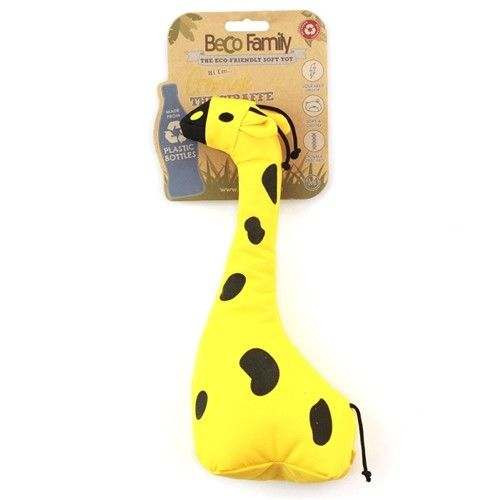 Gioco in stoffa per cani BECO George The Giraffe