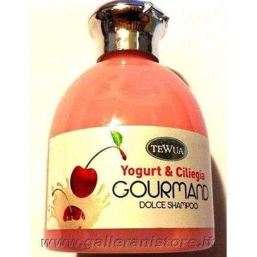 Shampoo per cani Gourmand - Yogurt & Ciliegia