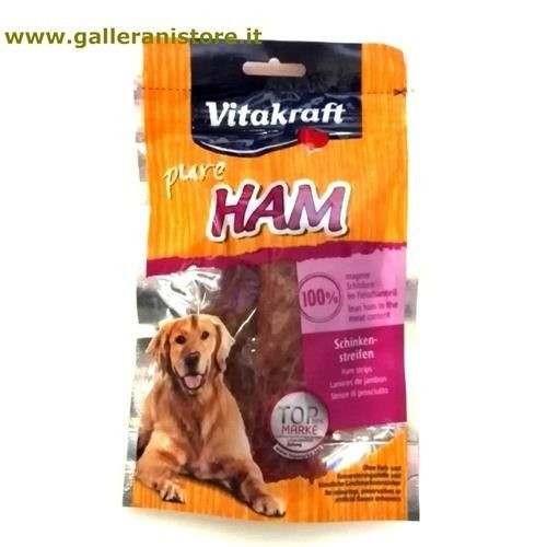 HAM Strisce di Prosciutto 80 gr per cani - Vitakraft