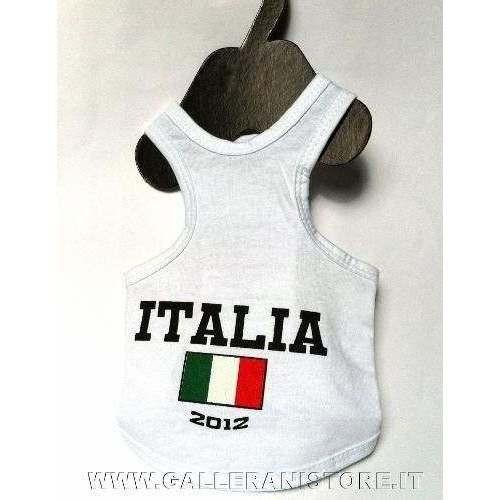 Canotta per cani ITALIA XL