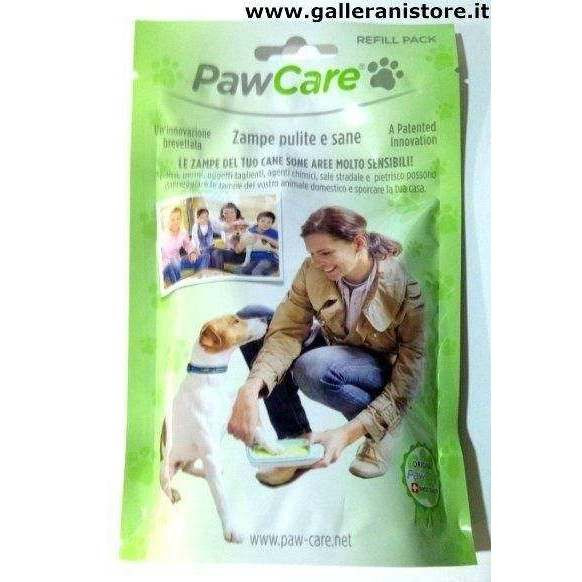 RICARICA PAWCARE gr 185 Pulizia e igiene delle zampe del cane