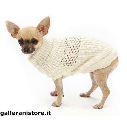 Maglione Twine per cani - Croci