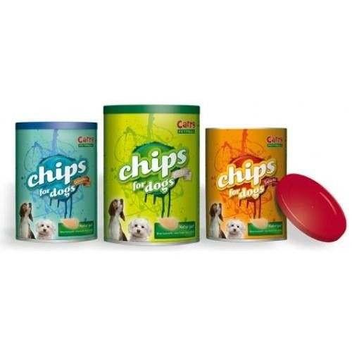 Chips for Dogs 120gr Pelle per masticazione naturale per cani