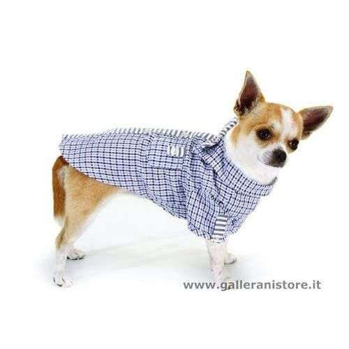 T-Shirt CHECKERED per cani - Croci Caniamici