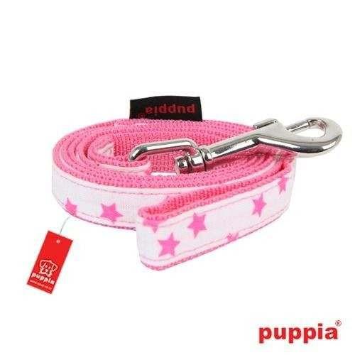 Guinzaglio Cosmic Harness Fluo Pink per cani - PUPPIA