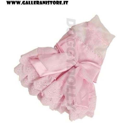 Vestitino da cerimonia Pink Formal per cani - Doggy Dolly