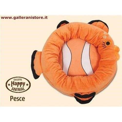 Cuccia Pesce per cani e gatti - Happy Animal