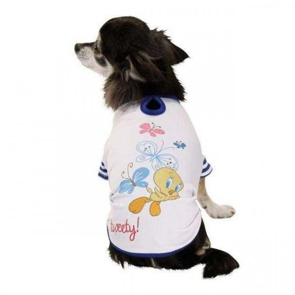 T-shirt TWEETY FLYING per cani - TWEETY