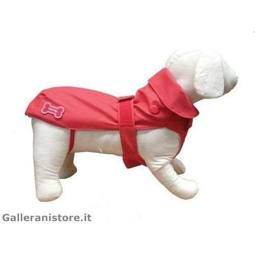 Impermeabile Rain Fucsia cani - Fuss Dog