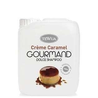 Tanica LT.5 Shampoo Gourmand Creme Caramel per cani - Tewua