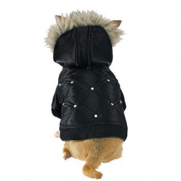 Cappottino GLAMOUR per cani - Vanity