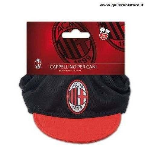 CAPPELLINO ufficiale del Milan per cani - Squadre di calcio Serie A