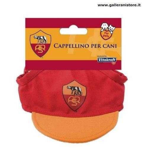 CAPPELLINO ufficiale della Roma per cani - Squadre di calcio Serie A