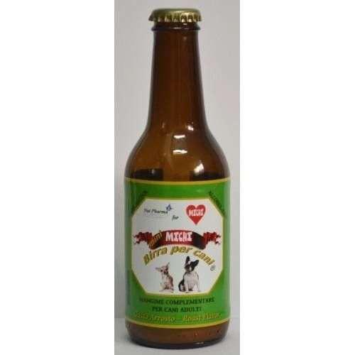Mini Michi Drink Gusto Prosciutto per cani in bott Birra