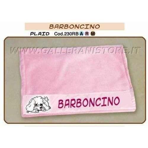 Plaid Barboncino Nasonero - Beige