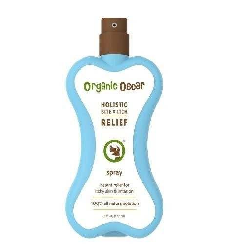 Deodorante cani Holistic Bite&Itch spray - ORGANIC OSCAR