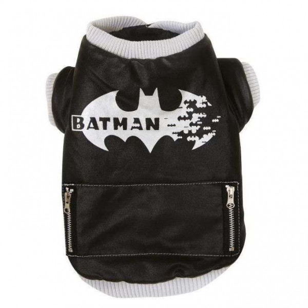 Giubbotto imbottito Batman Bats per cani - BATMAN