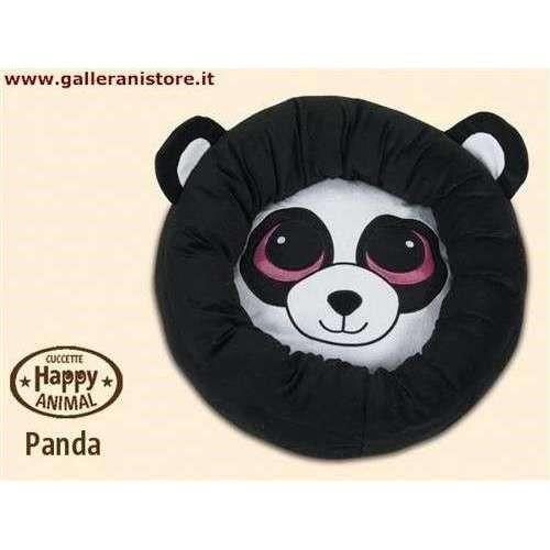 Cuccia Panda per cani e gatti - Happy Animal