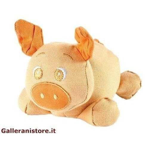 PIGGY BALL Palla di stoffa maialino gioco per cani