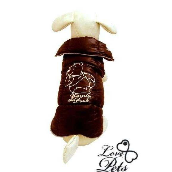 Piumino per cani WINNIE THE POOH - Love Pets