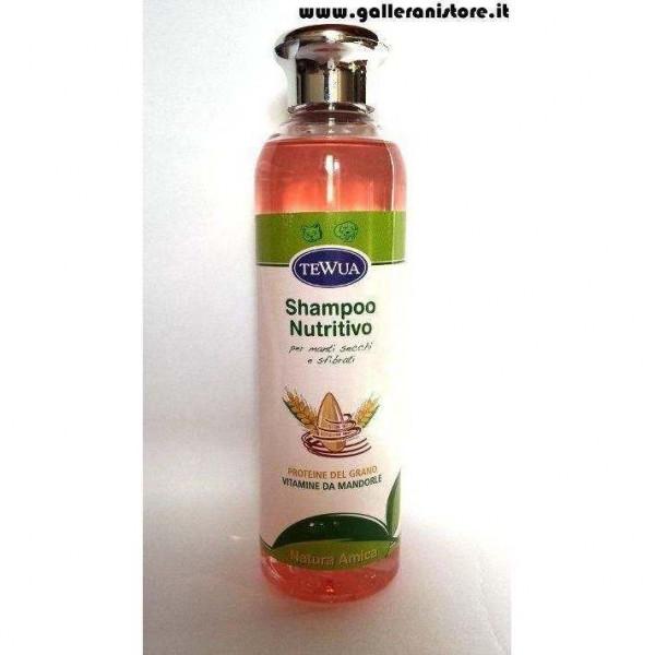 Shampoo Nutritivo Natura Amica - Tewua