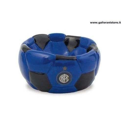 CIOTOLA CERAMICA FOOTBALL ufficiale dell Inter per cani - Squadre di calcio Serie A