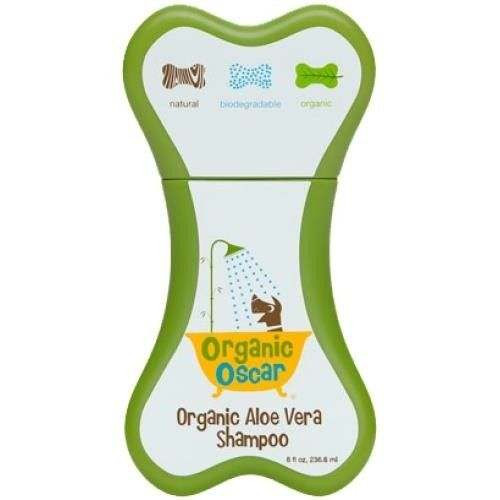 Shampoo Aloe Vera Bio naturale per cani - ORGANIC OSCAR