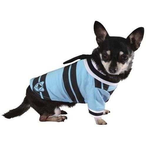 T-shirt Blue Tie per cani - Croci Caniamici
