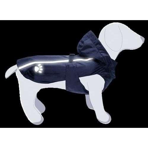 Impermeabile Leggero Billy Blu per cani taglia grande - Camon
