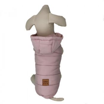 Cappottino per cani Rosa - Nobleza