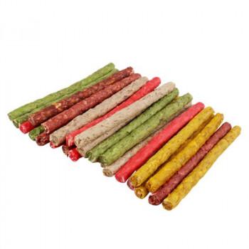 Bastoncini di manzo per cani Rainbow - Nobleza
