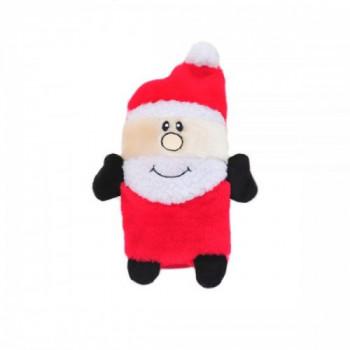 Gioco per cani Babbo Natale con Squeaker