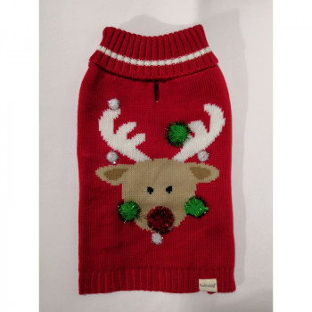 Maglione Natalizio per cani Ugly Christmas Reindeer