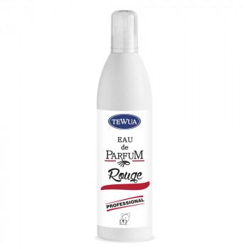 Profumo per cani Eau de Parfum Rouge, 500 ml Professional - Tewua