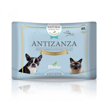 Salviette antizanzara e insetti volanti Antizanza per cani e gatti