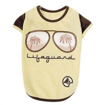 T-shirt Lifeguard per cani - CaniAmici