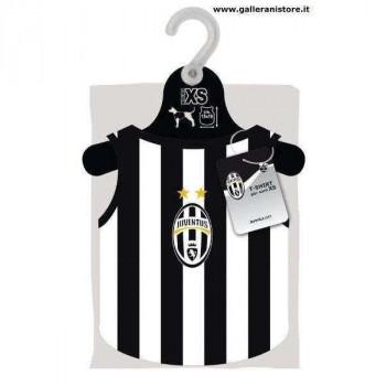 Maglia della Juventus per cani - Squadre di Serie A
