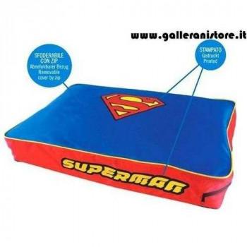 Cuscino Materassino SUPERMAN per cani