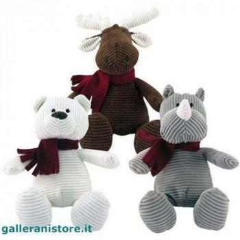 Holiday Corduroy Toys per cani - FouFouDog