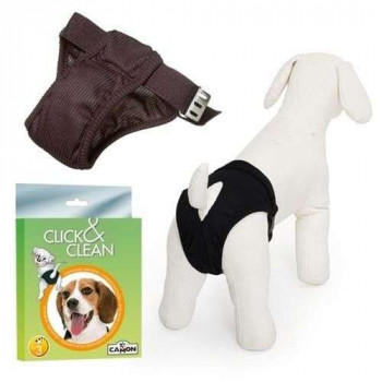 Mutandina igienica Click&Clean per cani - Camon