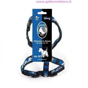 Pettorina ufficiale Atalanta Football per cani - Squadre di calcio Serie A