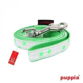 Guinzaglio Cosmic Harness Fluo Green per cani - PUPPIA