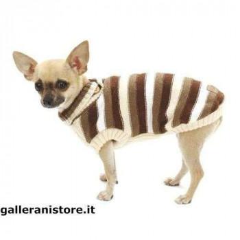 Maglione Chocolatier per cani - Croci