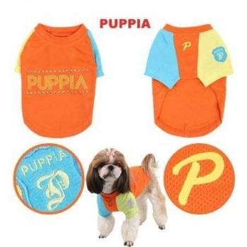 Maglietta Nimble Arancione L per cani - PUPPIA